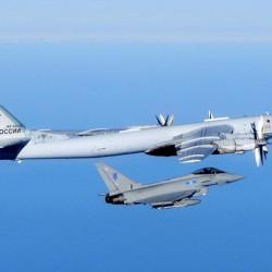 Typhoon and Russian Bear