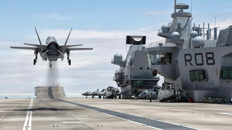 Carrier air group