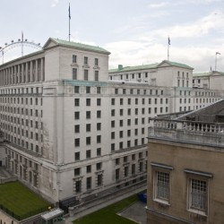 Ministry of Defence (MoD) Main Building in Whitehall, London.  That the MOD can seem complex and confusing is partly attributable to the variety of tasks we undertake, but another reason lies in the Department's origins.   Today's MOD is a fusion of old ministries: from 1946 to 1964 there were five Departments of State doing what the unified MOD does now: the Admiralty, the War Office, the Air Ministry, the Ministry of Aviation and the Ministry of Defence itself.   In 1964 the first three and the MOD were amalgamated, and the defence functions of the Ministry of Aviation Supply (as it had by then become) were absorbed in 1971, when the MOD took over responsibility for supplying military aircraft and guided weapons.